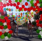 Via dei palloncini