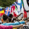 Sfilata delle bandiere